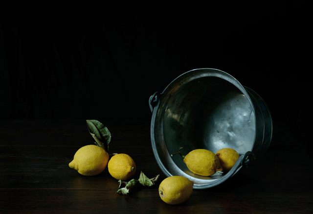 , 'Citrons,' 2012, ON/gallery