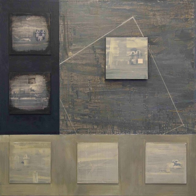 , 'Sin título 28, de la Serie Fragmentos,' 2018, LS/ Galería