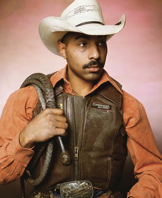 , 'Troy Rowen, Bull Rider (America),' 2002, Galerie Nathalie Obadia