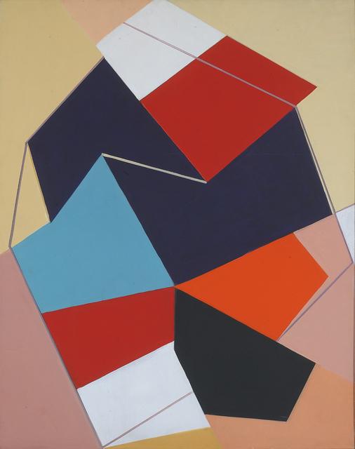 , 'Constant,' 1962, Simões de Assis Galeria de Arte