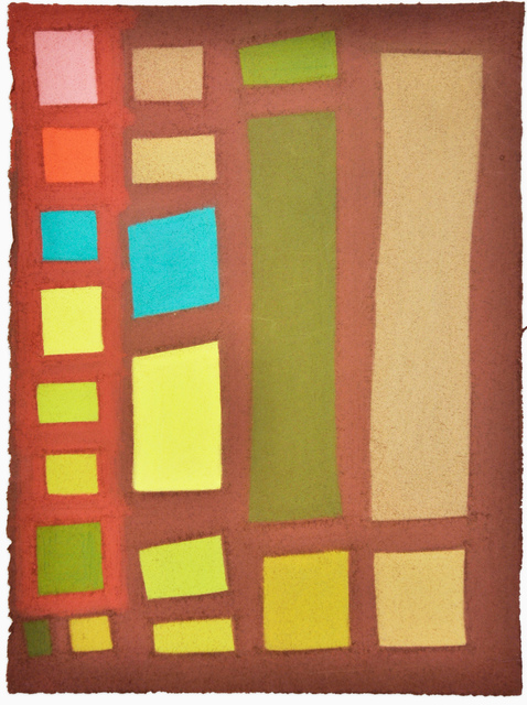, 'Untitled (Rectangles and squares),' 2014, Fleisher/Ollman