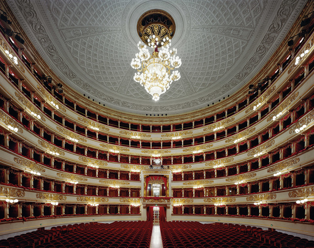 , 'Teatro alla Scala, Milan, Italy,,' 2008, Damiani