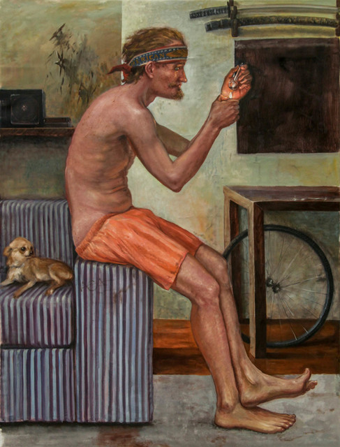 , 'American Picker,' 2017, Treason Gallery
