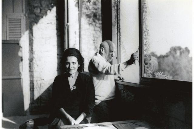 Pablo Picasso, 'Ines et son Enfant', 1947, Print, Lithograph, Van der Vorst- Art