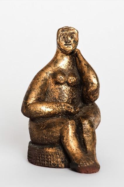 , 'Nu Assis,' 1968, Lebreton
