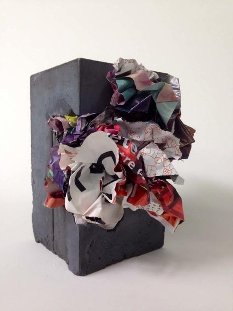 , 'Paper-Crete #40,' 2014, Walter Maciel Gallery
