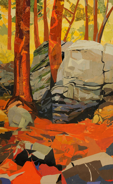 , 'Born in a Boulder ,' 2012, Visions West Contemporary