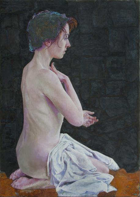 , 'Woman Bathing II,' 2016, Zemack Contemporary Art