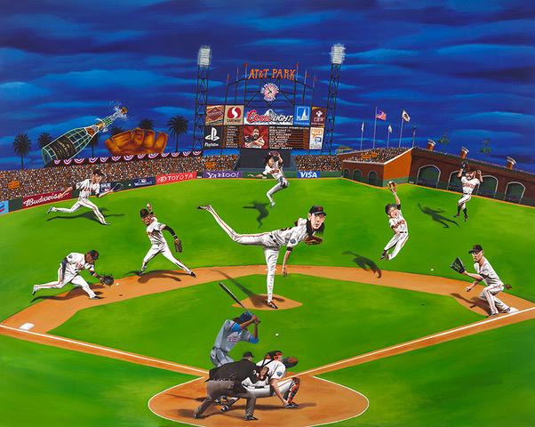 , 'Your 2010 World Champion San Francisco Giants,' 2011, Modernism Inc.