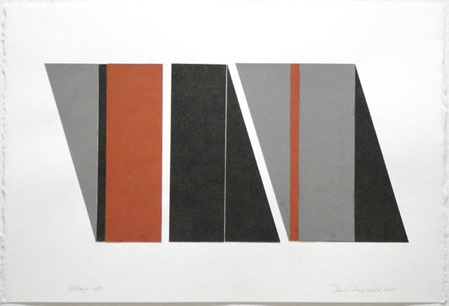 Astrid Fitzgerald, 'Collage 493', 2014, Susan Eley Fine Art