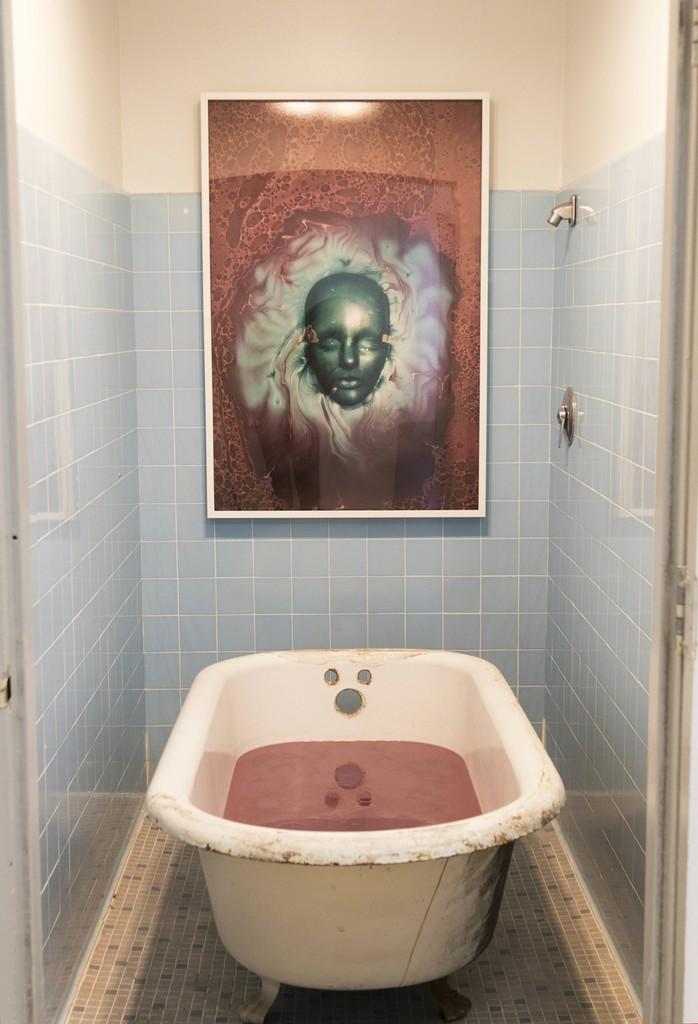 Gintare Bandinskaite: Aurora Australis, 2016, Digital c-print, 30 x 45 in