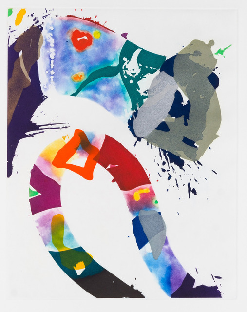 Sam Francis, 'Untitled (SFE-092)', 1993, Galerie d'Orsay
