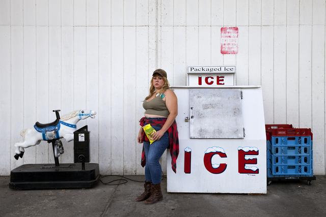 , 'Vanilla Ice,' 2016, PRAZ-DELAVALLADE