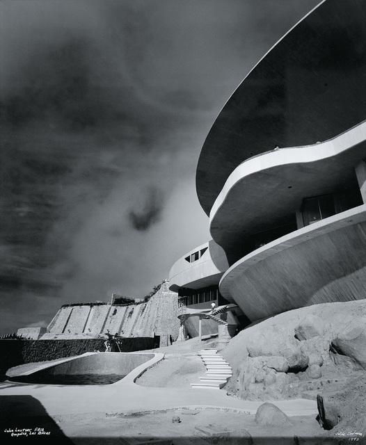 , 'John Lautner, Arango House, Acapulco, Mexico,' 1999, TASCHEN