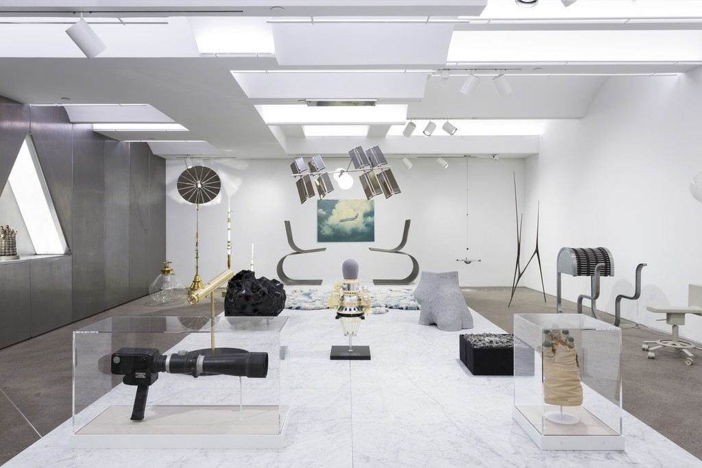Installation images by Guang Xu