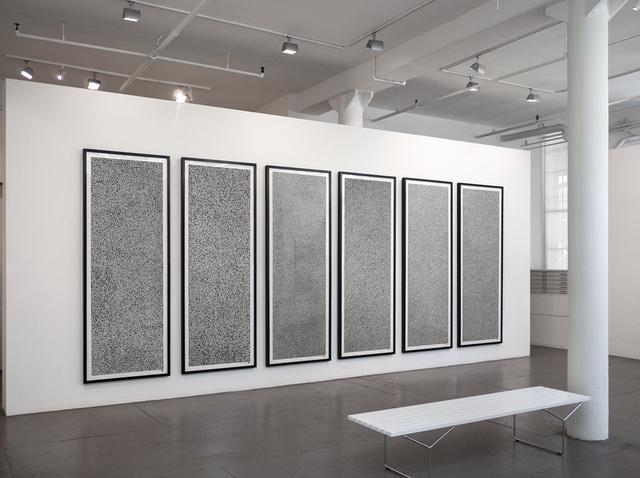 , 'Meditation series,' 2007, Art Projects International