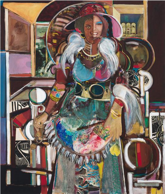 , 'Jazz Singer (Lady of Leisure, Fox),' 1974, DC Moore Gallery