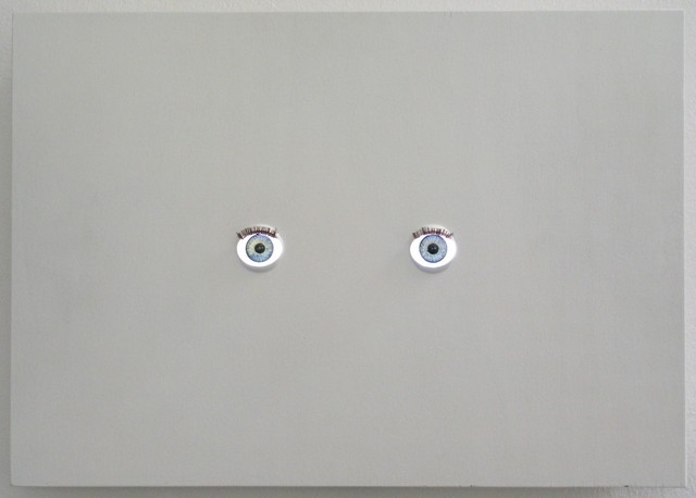 , 'Augen ( engl.: Eyes ),' , DAS ESSZIMMER