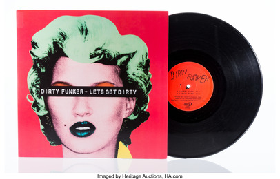 Dirty Funker/Let's get dirty (Kate Moss)