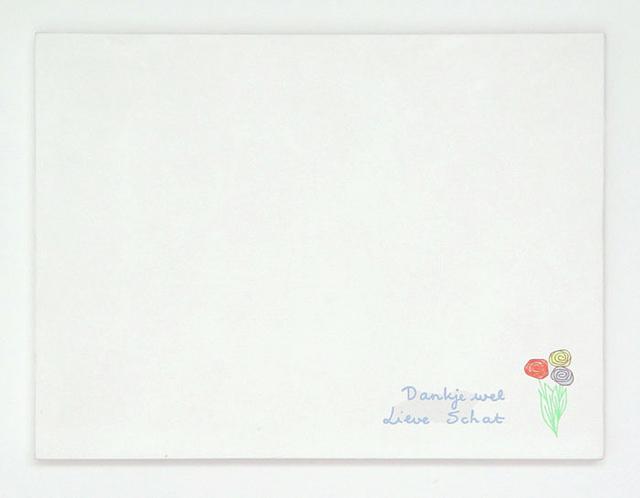 Lily van der Stokker, 'Dankjewel Lieve Schat', 1994, Tatjana Pieters