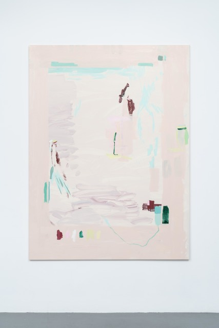 , 'reporting from the scene,' 2019, Pilar Corrias Gallery
