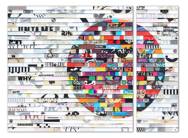 , 'Citta Samtana 152,' 2016, Gilman Contemporary