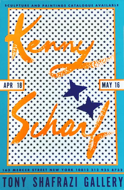 Kenny Scharf, 'Kenny Scharf at Tony Shafrazi Gallery 1987', 1987, Lot 180