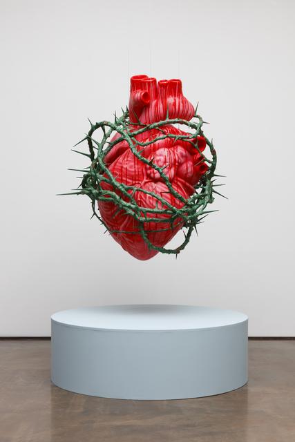 Ahn Chang Hong, 'Heart of the Artist 2', 2019, Arario Gallery