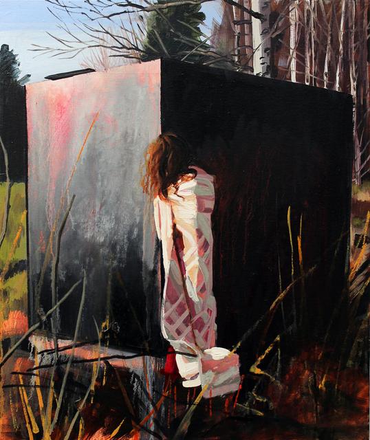 , 'Solitude,' 2015, Galleri Magnus Karlsson
