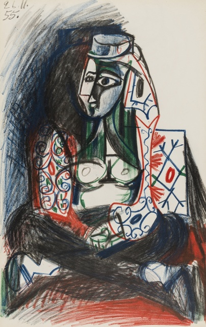 Pablo Picasso, 'Carnet de la Californie', 1959, Forum Auctions