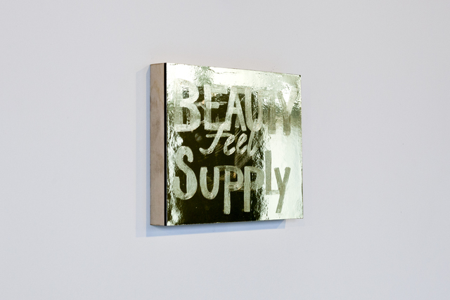 , 'BeautyfeelFEELsupply,' 2017, Jenkins Johnson Gallery