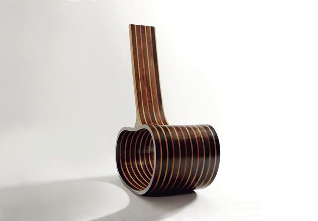 , 'Feijão rocking chair,' 2019, Mercado Moderno