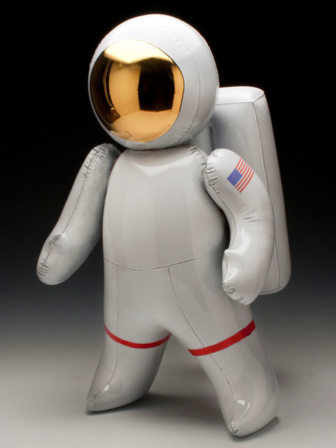, 'Inflatable Astronaut,' 2016, Black Book Gallery