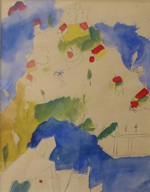 , 'Cycladic Landscape,' ca. 1965, Lawrence Fine Art