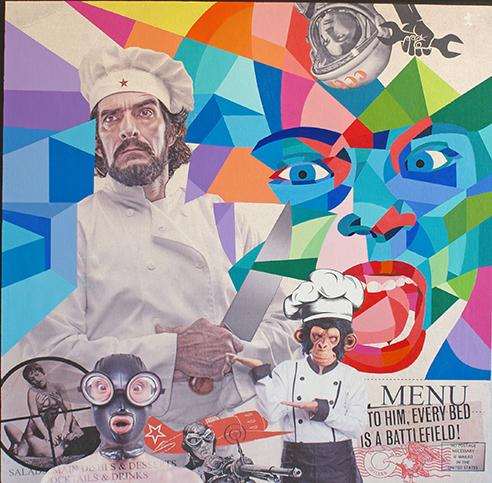 , 'The Chef Guevara,' 2016, Kreislerart