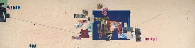 Emily Hoerdemann, 'Azul (Kahlo)', 2019, Garis & Hahn