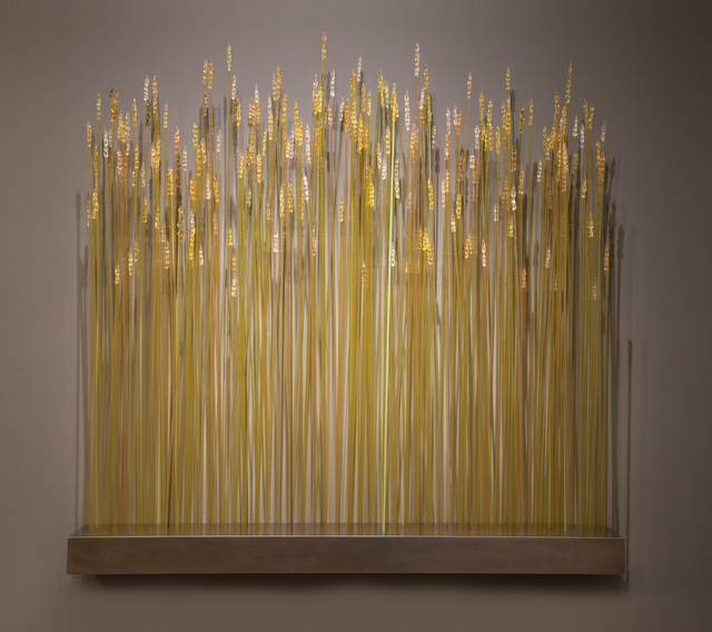 , 'Wheat,' 2009, Montague Gallery