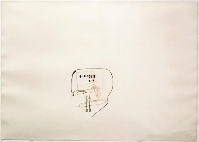 Jean-Michel Basquiat, 'Untitled (No more Reign)', 1984, Taglialatella Galleries