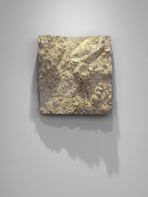 , 'Elemental Study for the Lazio Site (Limestone),' 2013, Vigo Gallery