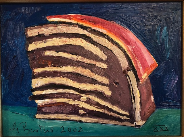 , 'Budapest Pastry XXX,' 2002, Imlay Gallery