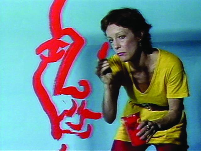 , 'Double Lunar Dogs,' 1984, Wilkinson