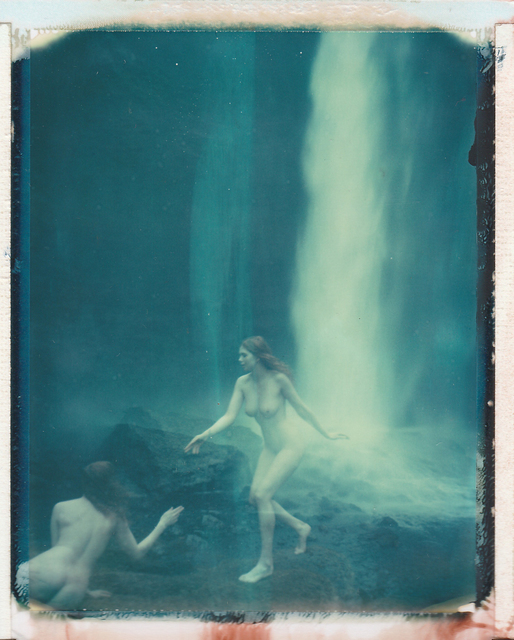 , 'Angel of the Waterfall,' 2017, Instantdreams