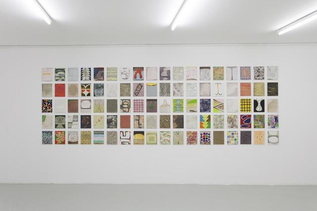, 'Exhibition View, Galerie Laurent Godin, Paris,' 2016, Galerie Laurent Godin