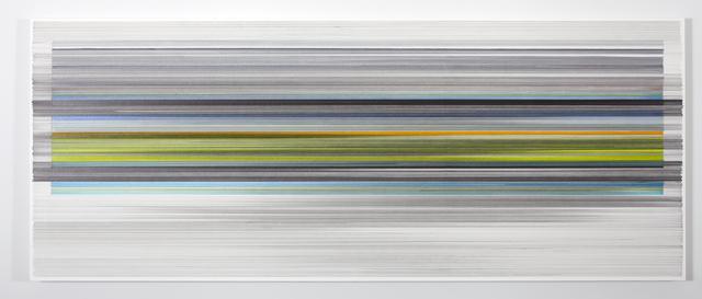 , 'folding 06,' 2016, Carrie Secrist Gallery