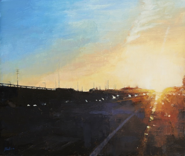 , 'Into The Sun,' 2016, Paul Thiebaud Gallery
