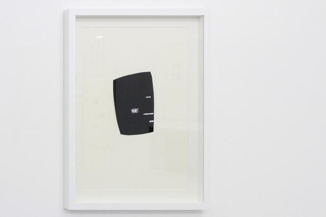 , 'Guckkastenmann,' 2016, Galerie Heike Strelow