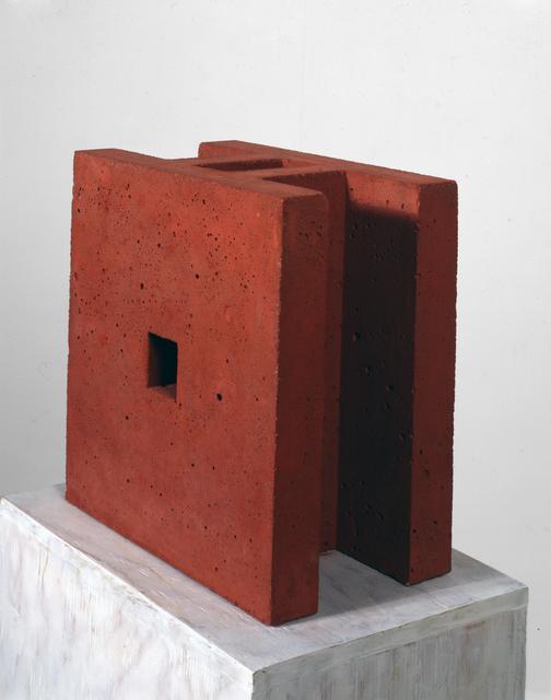 , 'Sculpture in Search of the Axis Mundi II,' 1993, Cecilia de Torres Ltd.