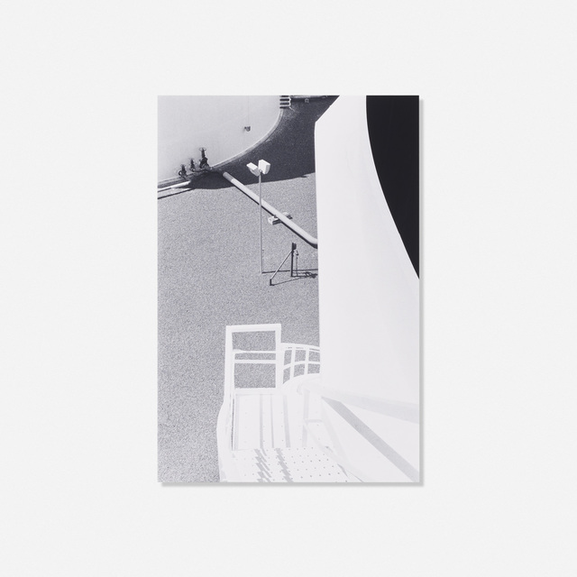 Burk Uzzle, 'Abstract', 1978, Wright