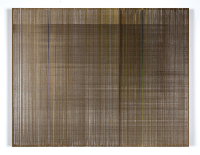 , 'curtain pulled,' 2016, Carrie Secrist Gallery