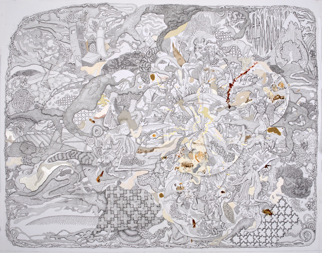 , 'The Zodiac of Torments,' 2019, Jecza Gallery